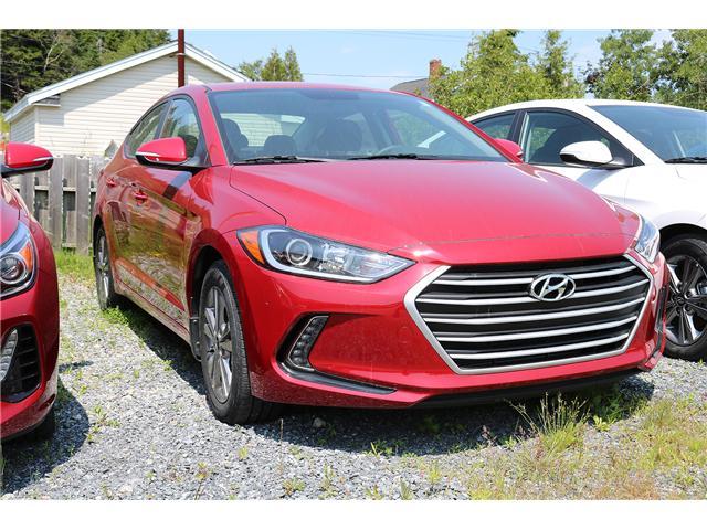 2018 Hyundai Elantra GL (Stk: 82146) in Saint John - Image 1 of 3