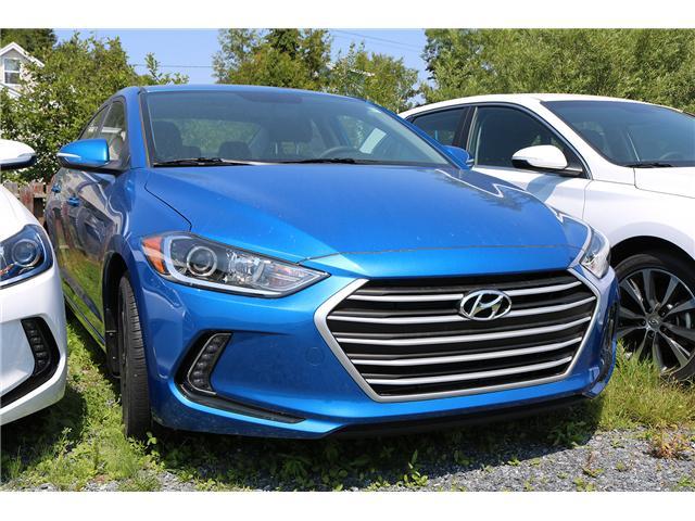2018 Hyundai Elantra GL SE (Stk: 82183) in Saint John - Image 1 of 3
