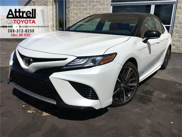 2018 Toyota Camry XSE (Stk: 41239) in Brampton - Image 1 of 30