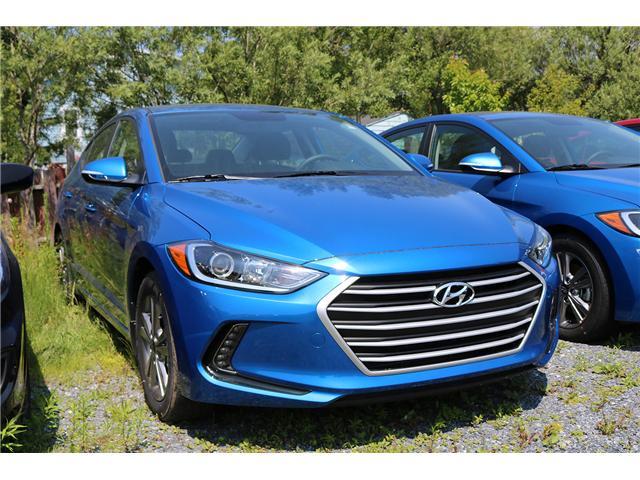 2018 Hyundai Elantra GL SE (Stk: 82163) in Saint John - Image 1 of 3