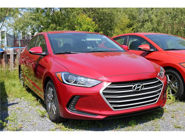2018 Hyundai Elantra GL (Stk: 82212) in Saint John - Image 1 of 3