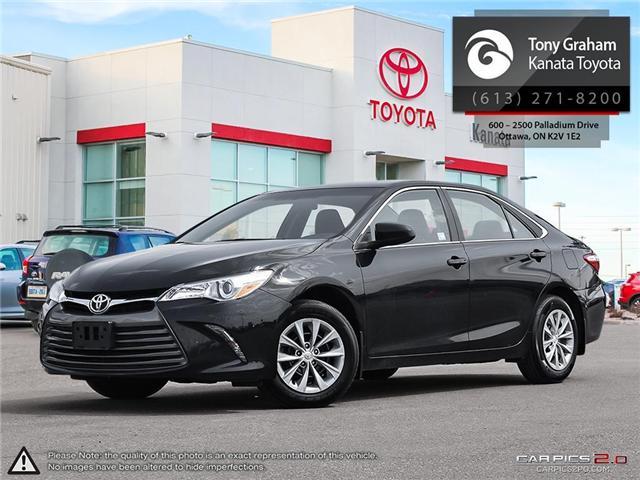 2017 Toyota Camry  (Stk: B2796) in Ottawa - Image 1 of 25