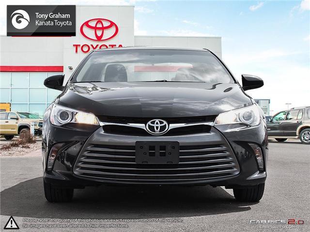 2017 Toyota Camry  (Stk: B2796) in Ottawa - Image 2 of 25