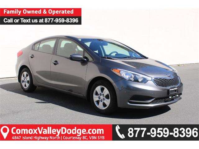 2014 Kia Forte 1.8L LX (Stk: 5118159) in Courtenay - Image 1 of 28