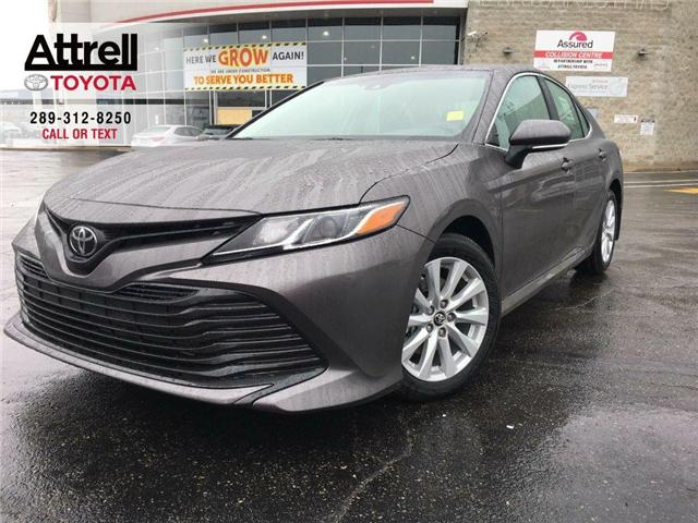 2018 Toyota Camry LE (Stk: 39183) in Brampton - Image 1 of 30