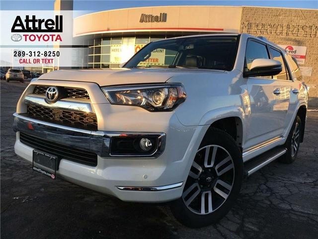 2018 Toyota 4Runner SR5 (Stk: 39081) in Brampton - Image 1 of 30