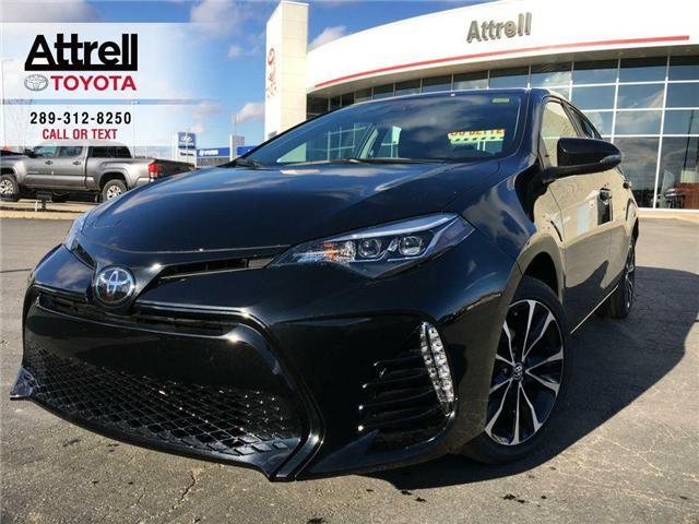 2019 Toyota Corolla SE (Stk: 41471) in Brampton - Image 1 of 30