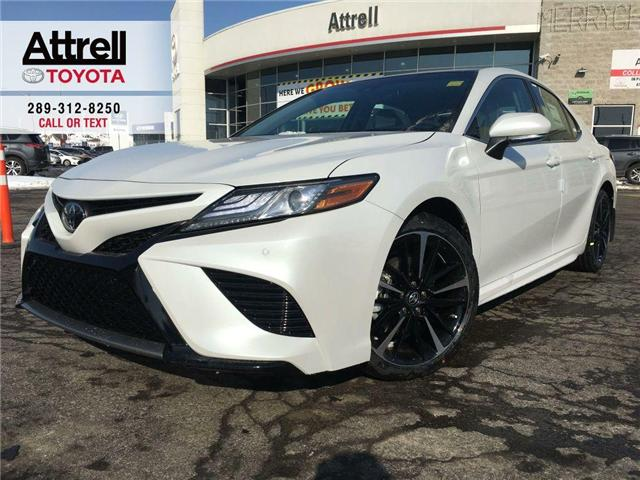 2018 Toyota Camry XSE (Stk: 39186) in Brampton - Image 1 of 32
