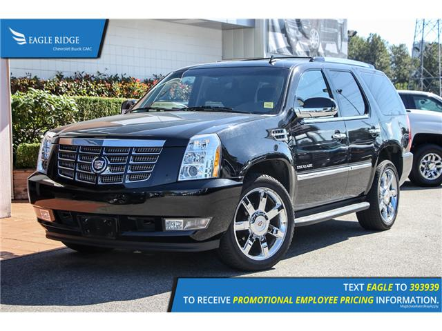 2013 Cadillac Escalade Base (Stk: 138623) in Coquitlam - Image 1 of 18