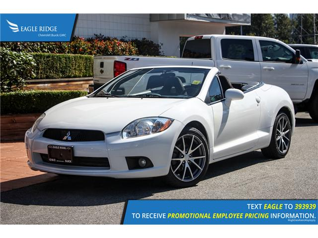 2012 Mitsubishi Eclipse Spyder GS (Stk: 122000) in Coquitlam - Image 1 of 13