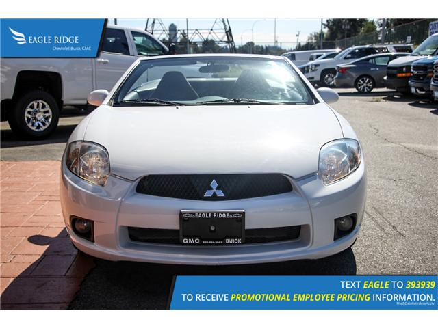 2012 Mitsubishi Eclipse Spyder GS (Stk: 122000) in Coquitlam - Image 2 of 13