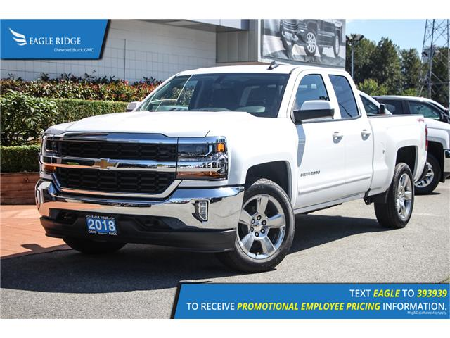 2018 Chevrolet Silverado 1500 1LT (Stk: 89393A) in Coquitlam - Image 1 of 14