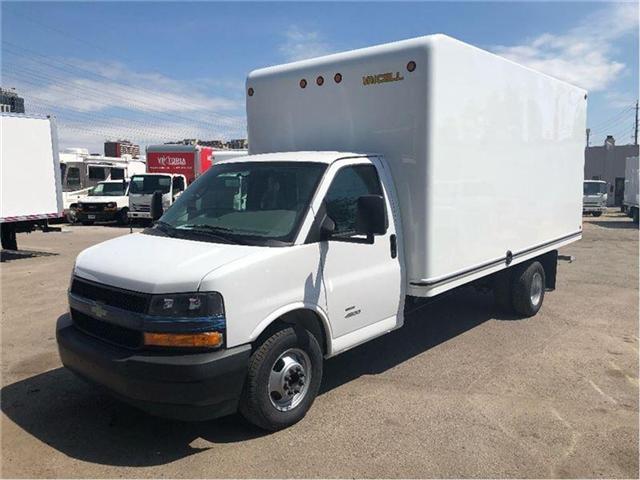 2018 Chevrolet Express Cutaway 4500 New 2018 Chevrolet Express 4500 Cube-Van (Stk: 85377) in Toronto - Image 2 of 15