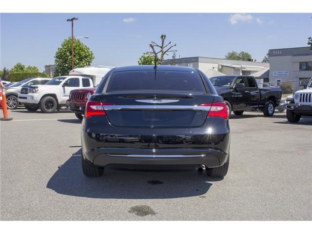 2013 Chrysler 200 LX (Stk: EE893950) in Surrey - Image 6 of 24