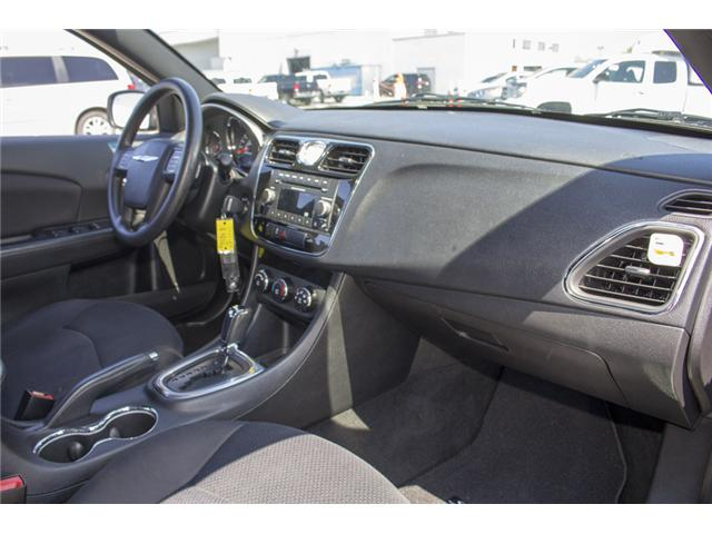 2013 Chrysler 200 LX (Stk: EE893950) in Surrey - Image 15 of 24