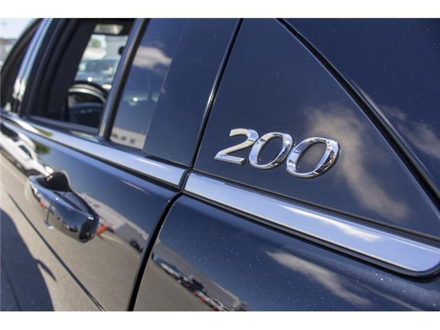 2013 Chrysler 200 LX (Stk: EE893950) in Surrey - Image 17 of 24