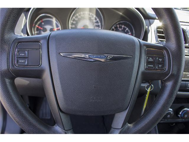 2013 Chrysler 200 LX (Stk: EE893950) in Surrey - Image 19 of 24