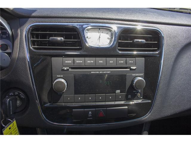 2013 Chrysler 200 LX (Stk: EE893950) in Surrey - Image 21 of 24