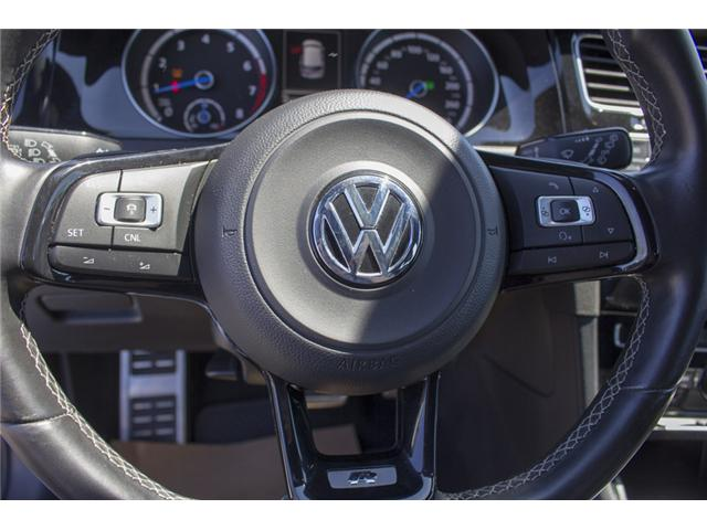 2016 Volkswagen Golf R 2.0 TSI (Stk: EE894010) in Surrey - Image 19 of 26