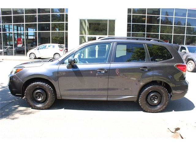 2017 Subaru Forester 2.5i Limited (Stk: 11810A) in Courtenay - Image 6 of 22