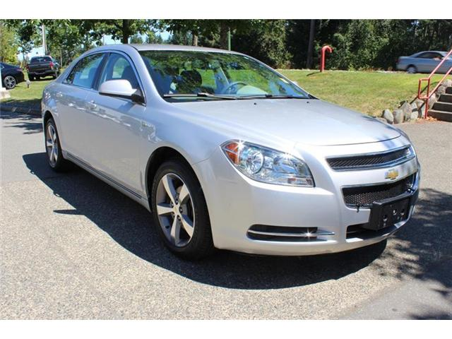 2009 Chevrolet Malibu Hybrid Base (Stk: 11959B) in Courtenay - Image 1 of 19