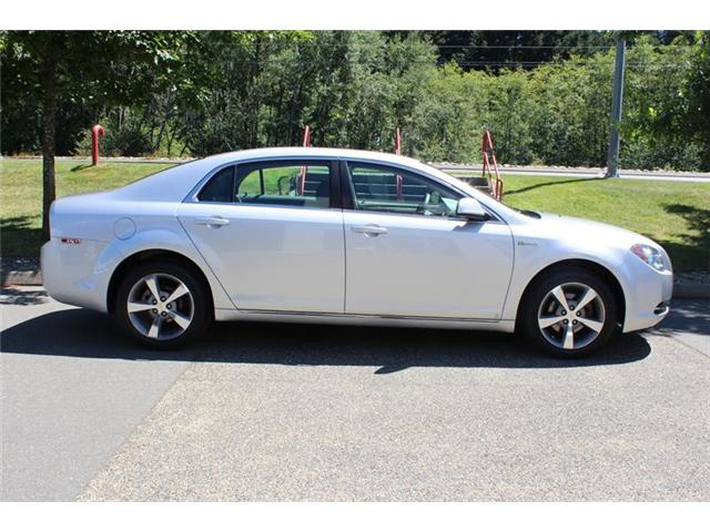 2009 Chevrolet Malibu Hybrid Base (Stk: 11959B) in Courtenay - Image 2 of 19