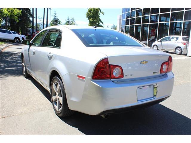2009 Chevrolet Malibu Hybrid Base (Stk: 11959B) in Courtenay - Image 5 of 19