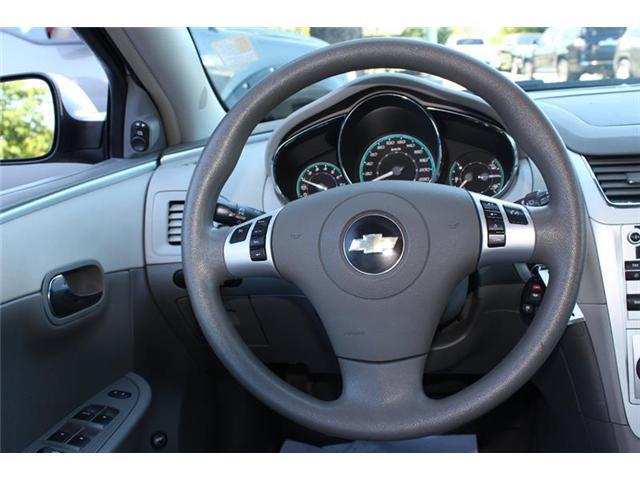 2009 Chevrolet Malibu Hybrid Base (Stk: 11959B) in Courtenay - Image 11 of 19
