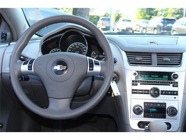 2009 Chevrolet Malibu Hybrid Base (Stk: 11959B) in Courtenay - Image 12 of 19