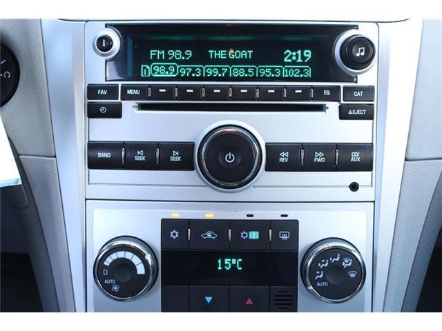 2009 Chevrolet Malibu Hybrid Base (Stk: 11959B) in Courtenay - Image 13 of 19