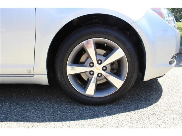 2009 Chevrolet Malibu Hybrid Base (Stk: 11959B) in Courtenay - Image 17 of 19