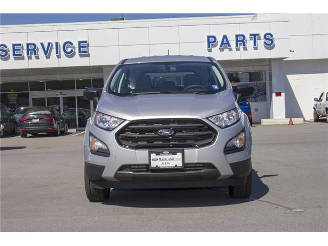 2018 Ford EcoSport S (Stk: 8EC3813) in Surrey - Image 2 of 25