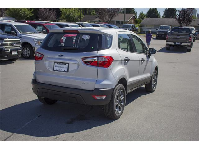 2018 Ford EcoSport S (Stk: 8EC3813) in Surrey - Image 7 of 25