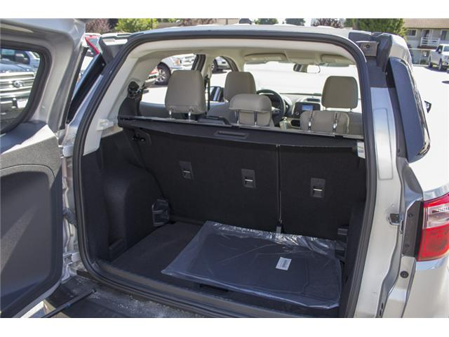 2018 Ford EcoSport S (Stk: 8EC3813) in Surrey - Image 14 of 25