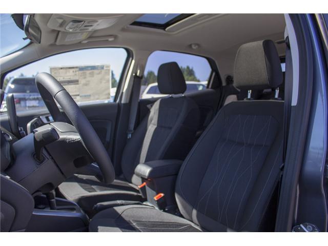 2018 Ford EcoSport SE (Stk: 8EC4460) in Surrey - Image 10 of 26