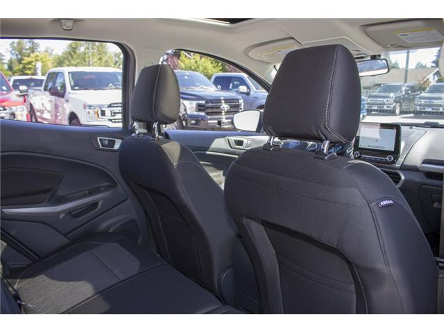 2018 Ford EcoSport SE (Stk: 8EC4460) in Surrey - Image 15 of 26
