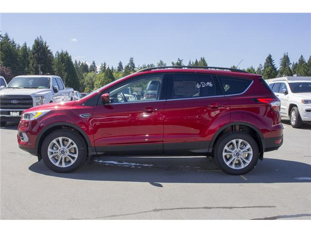 2018 Ford Escape SEL (Stk: 8ES2751) in Surrey - Image 4 of 26