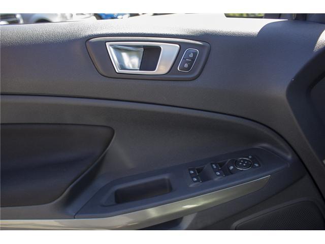 2018 Ford EcoSport SE (Stk: 8EC4460) in Surrey - Image 18 of 26