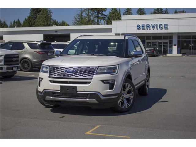 2018 Ford Explorer Platinum (Stk: 8EX9719) in Surrey - Image 3 of 27
