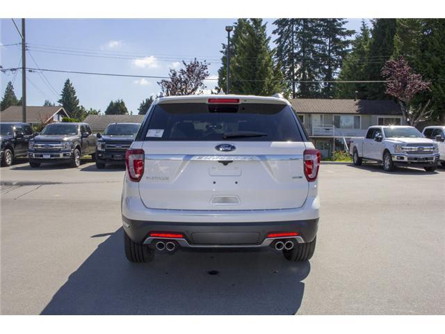 2018 Ford Explorer Platinum (Stk: 8EX9719) in Surrey - Image 6 of 27