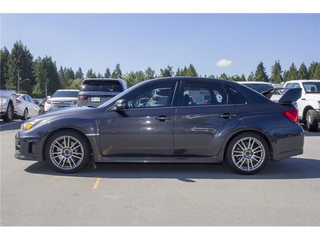 2011 Subaru Impreza WRX STi Sport-tech (Stk: 8F11237A) in Surrey - Image 4 of 16