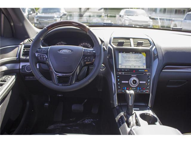 2018 Ford Explorer Platinum (Stk: 8EX9719) in Surrey - Image 13 of 27