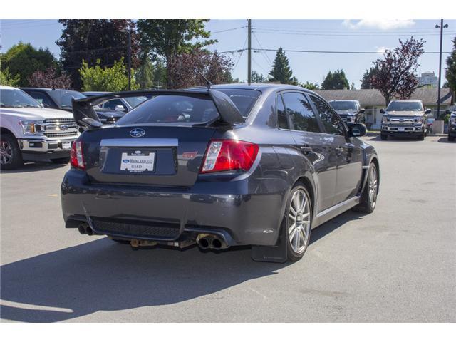 2011 Subaru Impreza WRX STi Sport-tech (Stk: 8F11237A) in Surrey - Image 7 of 16