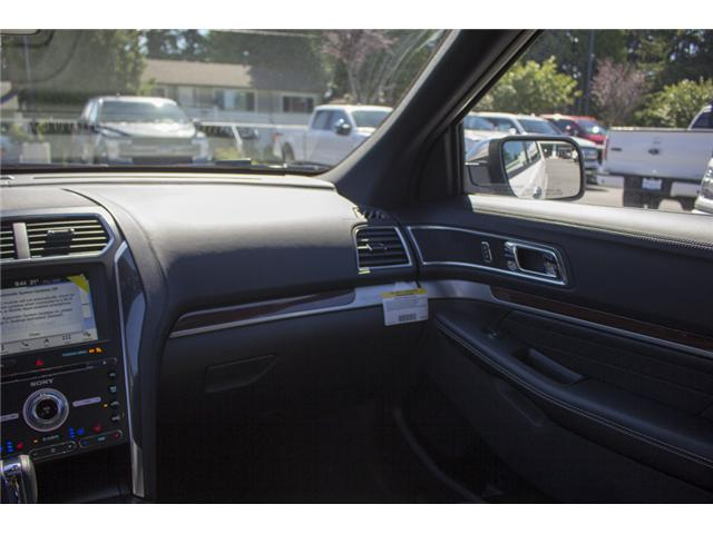 2018 Ford Explorer Platinum (Stk: 8EX9719) in Surrey - Image 14 of 27