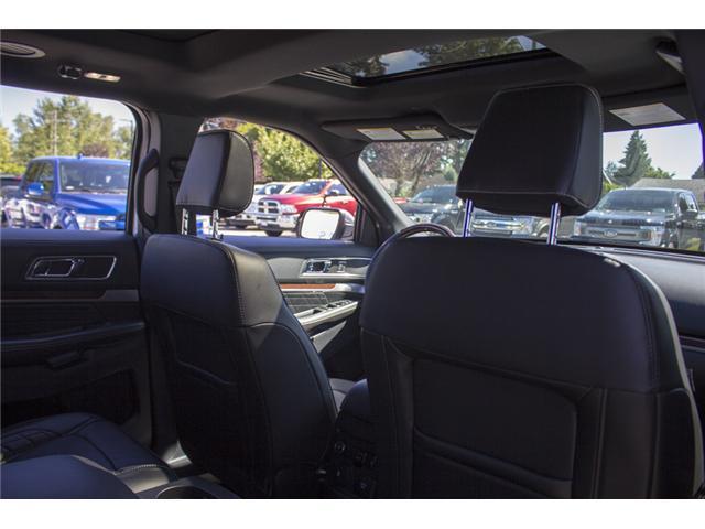 2018 Ford Explorer Platinum (Stk: 8EX9719) in Surrey - Image 15 of 27
