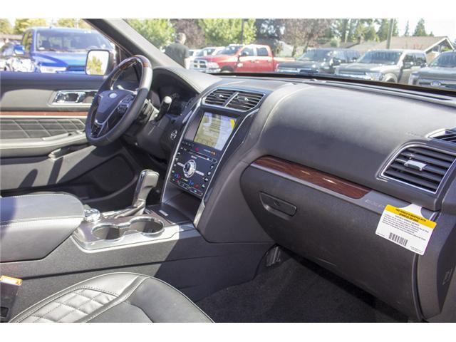 2018 Ford Explorer Platinum (Stk: 8EX9719) in Surrey - Image 16 of 27