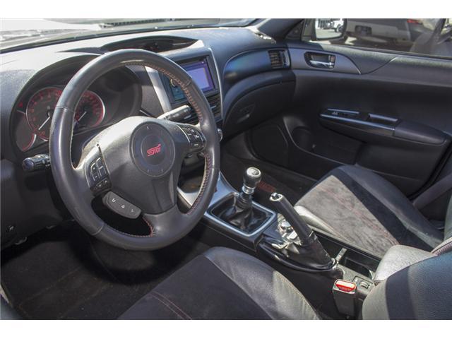 2011 Subaru Impreza WRX STi Sport-tech (Stk: 8F11237A) in Surrey - Image 13 of 16