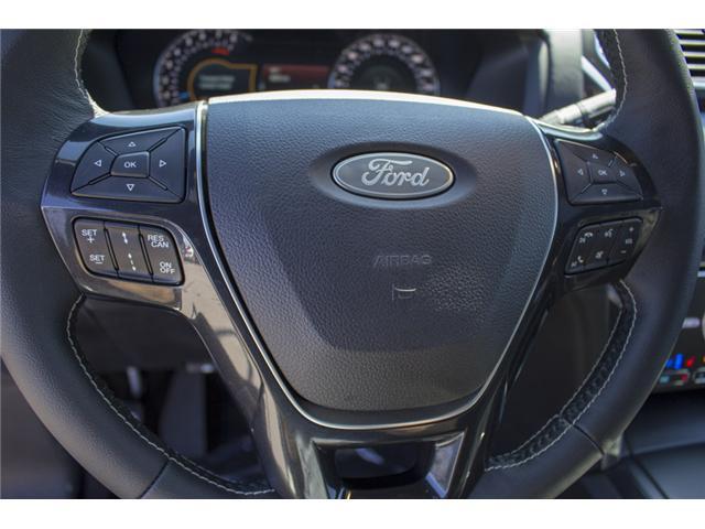 2018 Ford Explorer Platinum (Stk: 8EX9719) in Surrey - Image 19 of 27