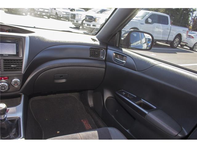 2011 Subaru Impreza WRX STi Sport-tech (Stk: 8F11237A) in Surrey - Image 16 of 16