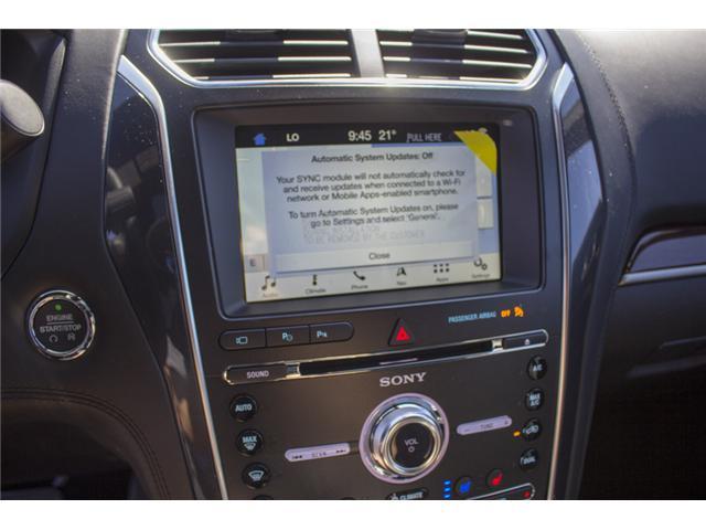 2018 Ford Explorer Platinum (Stk: 8EX9719) in Surrey - Image 21 of 27